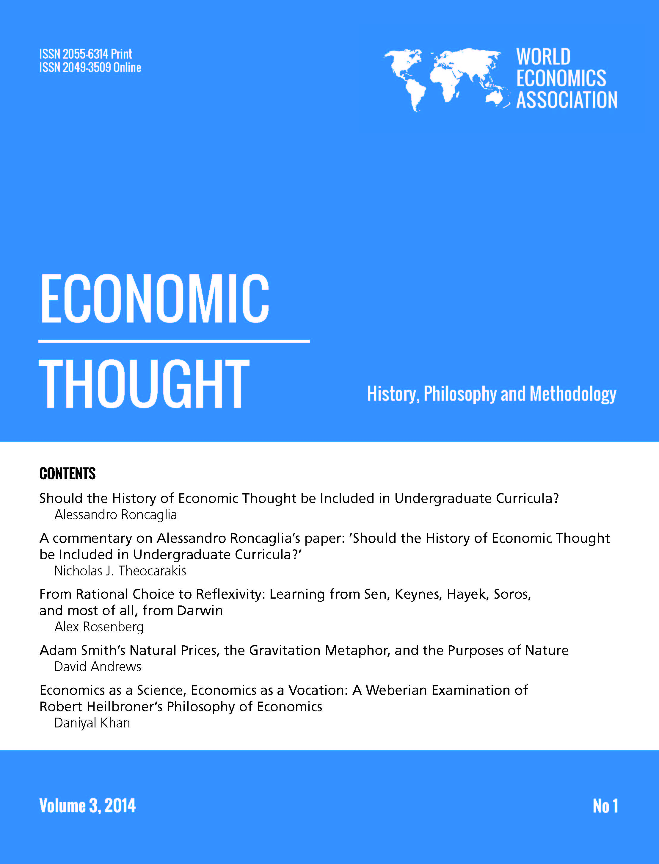 college publications journals we publish papers on the history of economic thought and economic history methodology of economics and philosophy